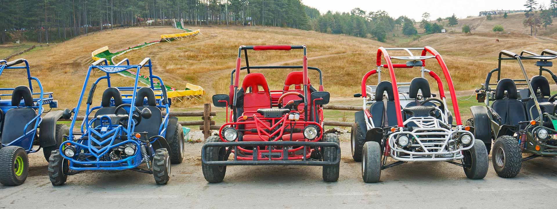 Off-Road Go Karts