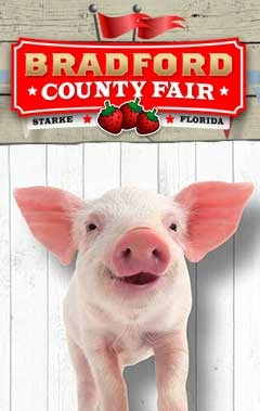 Bradford County Fair Grounds in Starke Florida